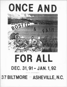 Flyer - Once and For All, 1992